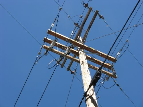 mast electrical wiring energy