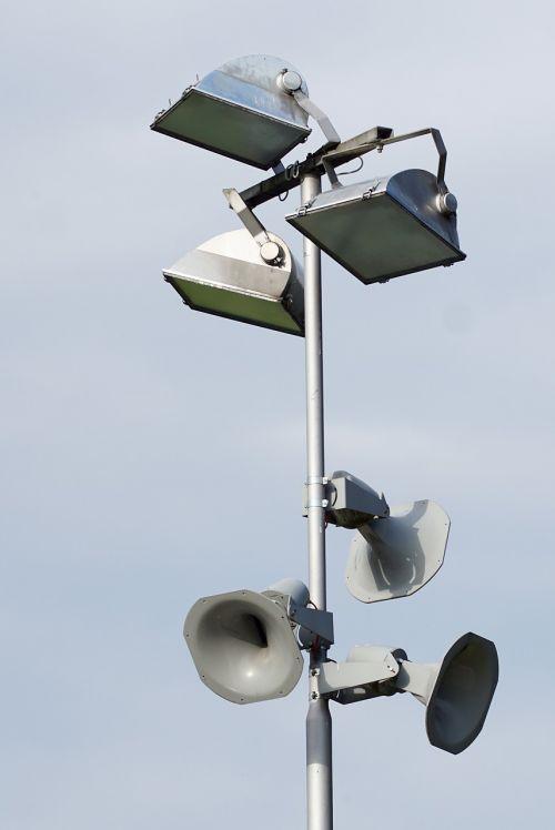mast light lamps