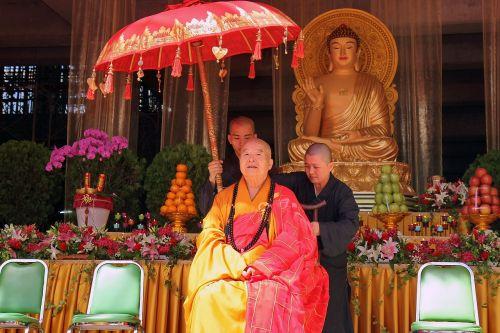 master hsing yun buddhism eminent monk