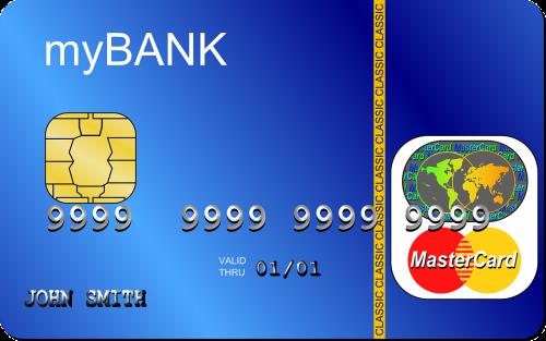 mastercard,pinigai,mokėti,bankas,bankininkystė,lustas,kreditas,debetas,holograma,sumokėti,nemokama vektorinė grafika