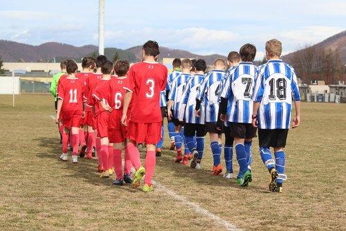 match  football match  the onset of