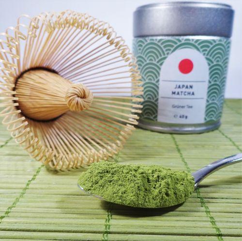 matcha green tea tee