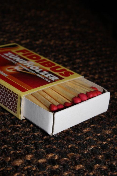 matchbox matches match