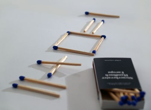 matches riddle brainstorming