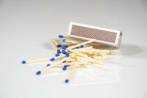 matches firefox fire