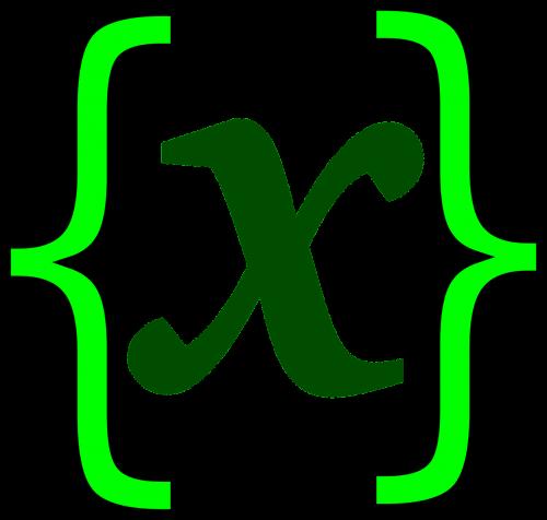 math variable symbol