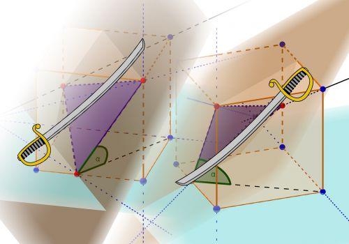 mathematic math intersection
