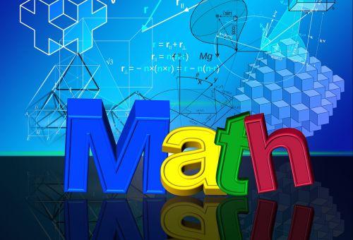 mathematics cube geometry