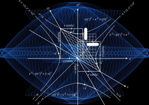 mathematics formula physics