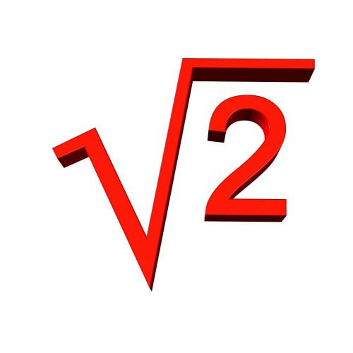 mathematics root x