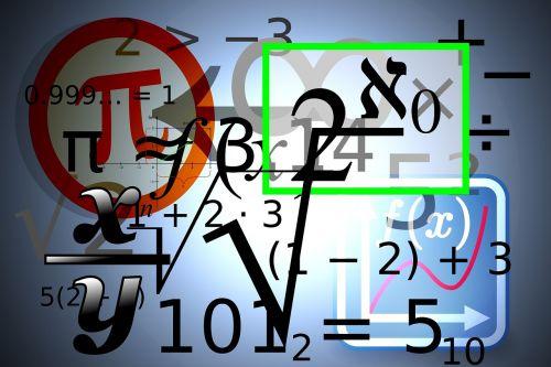 mathematics pay count
