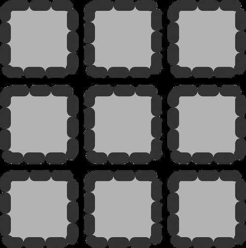 matrix grid symbol