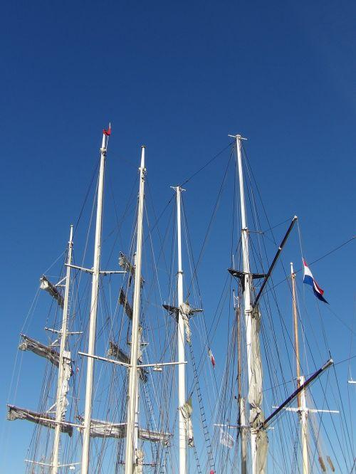 mats sailboat traditions