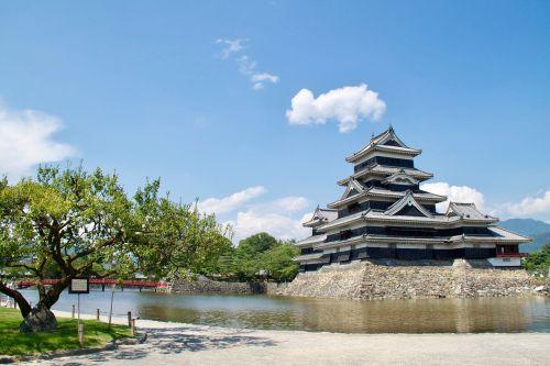matsumoto castle matsumoto japan