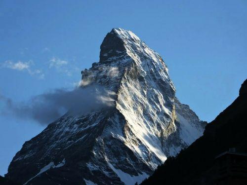 matterhorn zermatt mountains