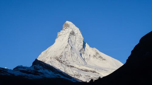matterhorn zermatt swiss