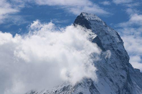 matterhorn mountain summit