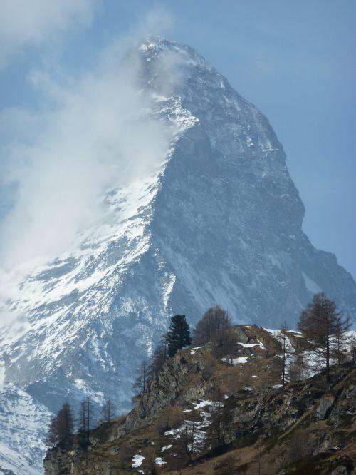 matterhorn zermatt massif