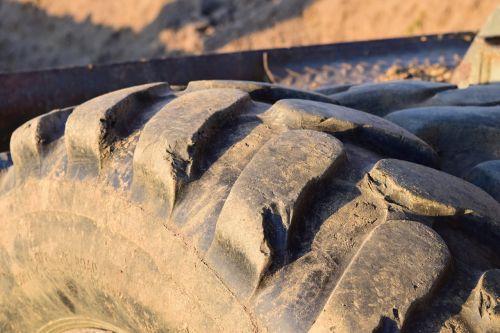 mature construction vehicle profile