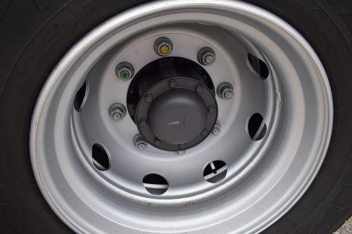 mature wheel rim