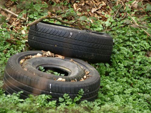 mature auto tires tires