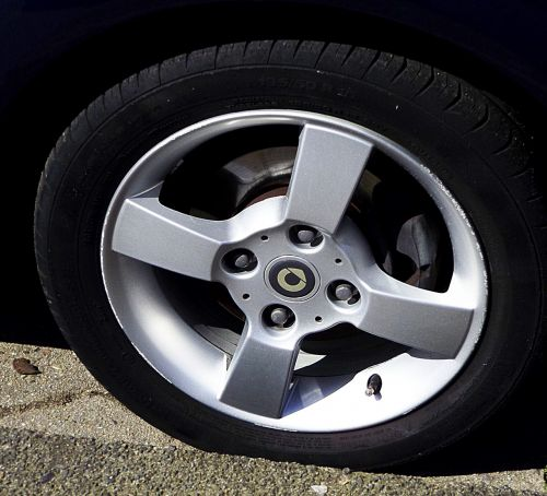 mature rim rubber