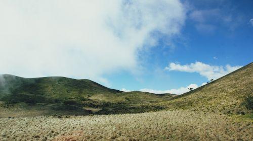 mauna kea mountain hill