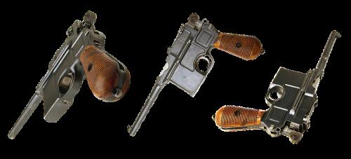 mauser gun automatic