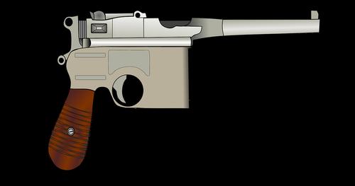 mauser c96  moult  pistol