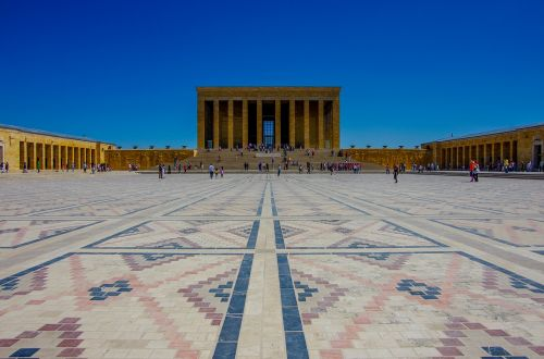 mausoleum kabir atatürk