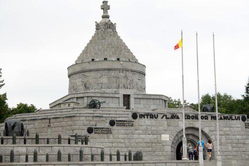 mausoleum mărăşeşti 2nd world war