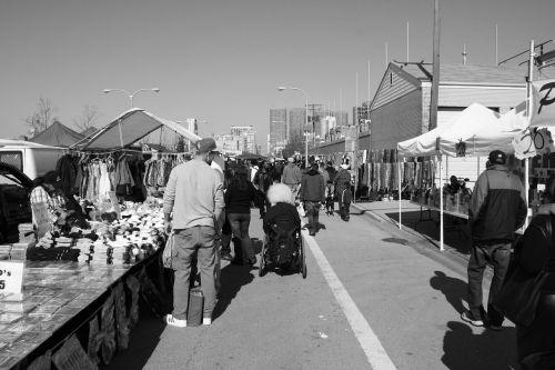 maxwell street market chicago street vendor