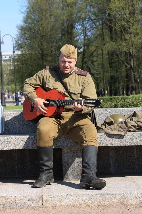 may holidays  may 9  military uniform