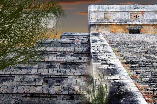 maya  yucatán  méxico