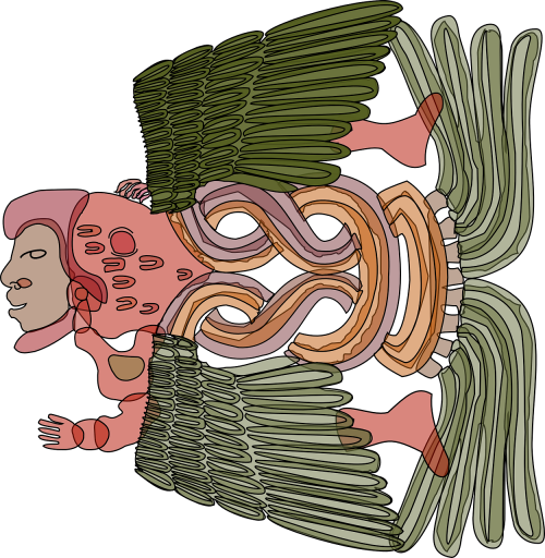 mayan symbol aztec ancient mexico