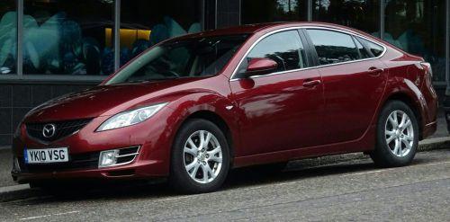 Mazda Saloon Car