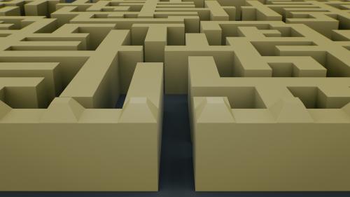 maze labyrinth puzzle