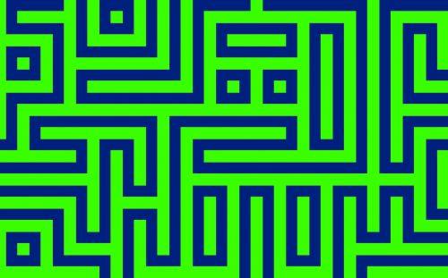 maze path labyrinth