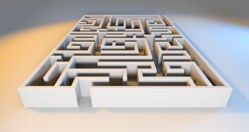 maze labyrinth solution