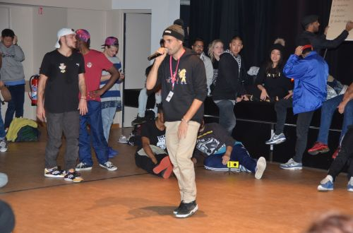 mc hip-hop battle