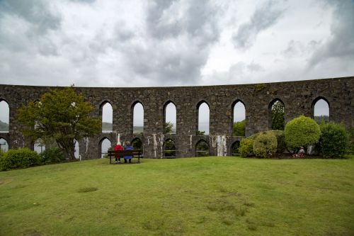McCaigs Tower - Oban - Scotland