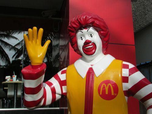 mcdonald figure man