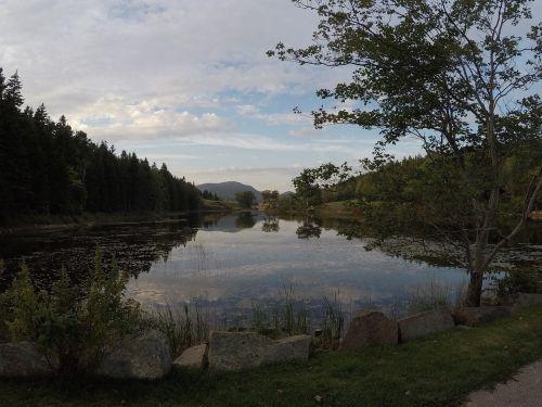 mdi maine little long pond