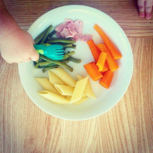 meals carrot pasta