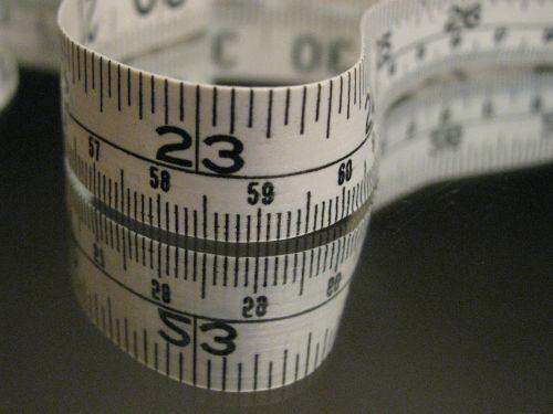 measure measuring tape measurement