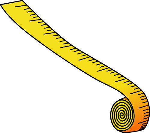 measuring tape measurement inches