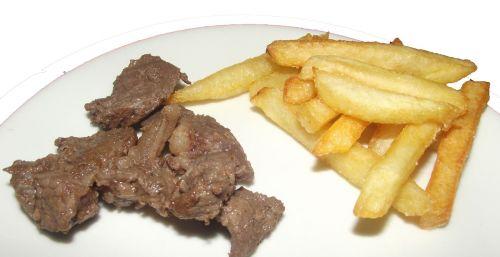 meat crisp stew