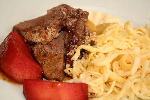meat eat menu