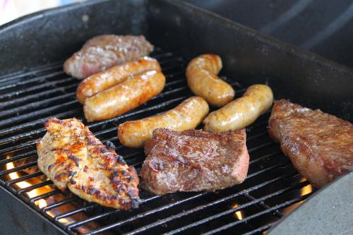 meat grill party