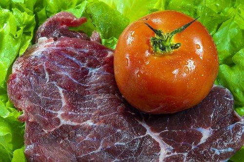 meat  filet steak  barbecue